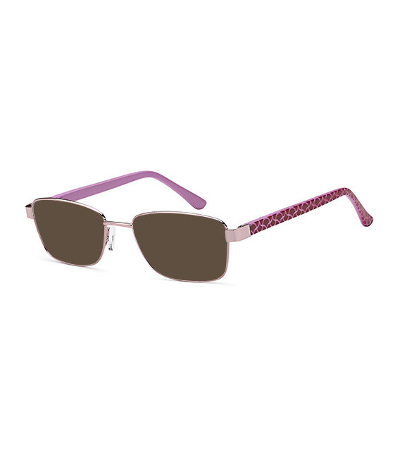 SFE-10459 sunglasses in Pink