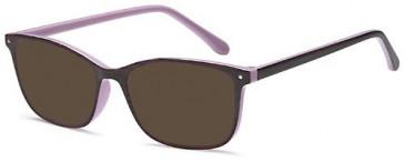 SFE-10466 sunglasses in Purple