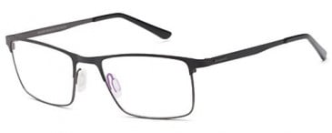 Sakuru SAK366 glasses in Black/Gun Metal