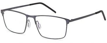 Sakuru SAK371 glasses in Gun Metal