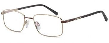 Sakuru SAK1002T glasses in Gold