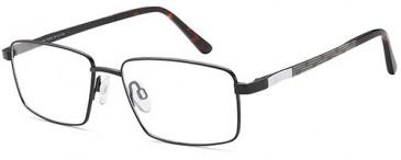 Sakuru SAK1008T glasses in Black