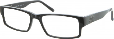 Duck & Cover DC016 glasses in Black