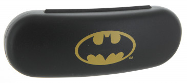 Batman Glasses Case in Black