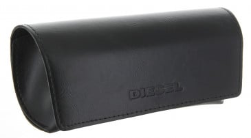 Diesel Large Soft Glasses Case in Black