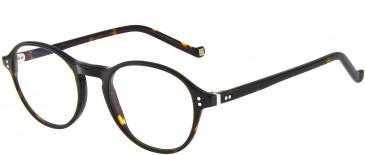 Hackett HEB147 Glasses in SM Black