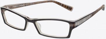 Prodesign Denmark PD1670 glasses in Brown Dark Shiny