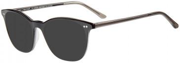 Prodesign Denmark PD4749 sunglasses in Black Dark Shiny