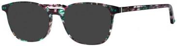 Prodesign Denmark PD3606 sunglasses in Lilac Dark Demi