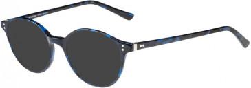 Prodesign Denmark PD4729 sunglasses in Blue Dark Demi