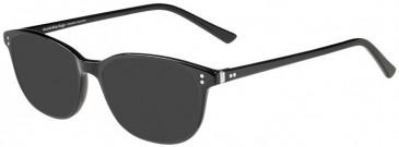 Prodesign Denmark PD4731 sunglasses in Black Dark Shiny