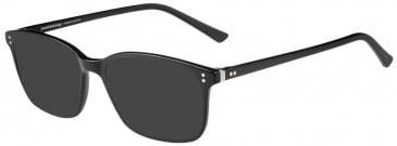 Prodesign Denmark PD4733 sunglasses in Black Dark Matt
