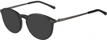 Prodesign Denmark PD4736 sunglasses in Black Dark Matt