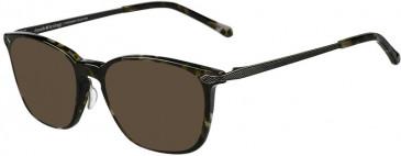 Prodesign Denmark PD4737 sunglasses in Black Dark Demi