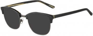 Prodesign Denmark PD4738 sunglasses in Black Dark Demi