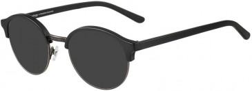 Prodesign Denmark PD4739 sunglasses in Black Dark Matt