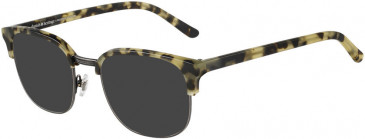 Prodesign Denmark PD4740 sunglasses in Khaki Medium Demi
