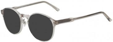 Prodesign Denmark PD4753 sunglasses in Grey-Brown Medium Transparent