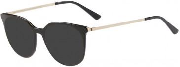 Prodesign Denmark PD4754 sunglasses in Black Medium Shiny