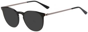 Prodesign Denmark PD4757 sunglasses in Black Medium Matt