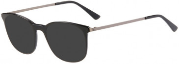 Prodesign Denmark PD4758 sunglasses in Black Dark Shiny