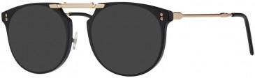 Prodesign Denmark PD4759 sunglasses in Black Dark Matt