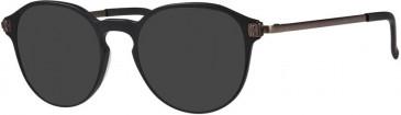 Prodesign Denmark PD4761 sunglasses in Black Dark Matt
