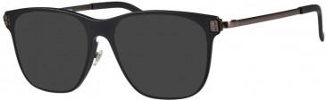 Prodesign Denmark PD4763 sunglasses in Black Dark Matt