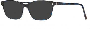 Prodesign Denmark PD4764 sunglasses in Blue Dark Demi