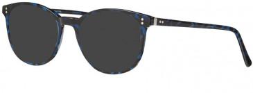 Prodesign Denmark PD4765 sunglasses in Blue Dark Demi