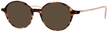 Prodesign Denmark PD4766 sunglasses in Brown Medium Shiny