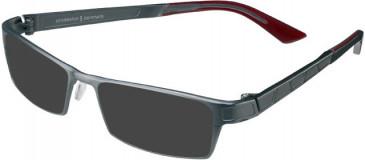 Prodesign Denmark PD4901 sunglasses in Antracite Dark Matt