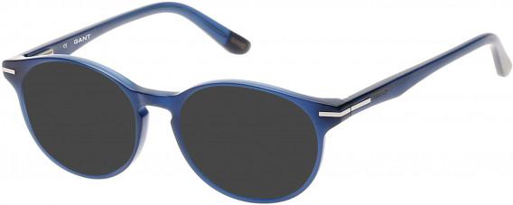 Gant GA3060 Sunglasses in Matte Blue