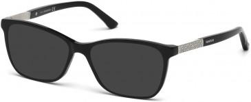 Swarovski SK5117 Sunglasses in Havana/Other