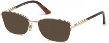 Swarovski Metal Ready-Made Reading Sunglasses