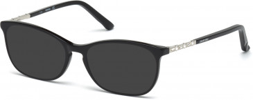 Swarovski Plastic Ready-Made Reading Sunglasses