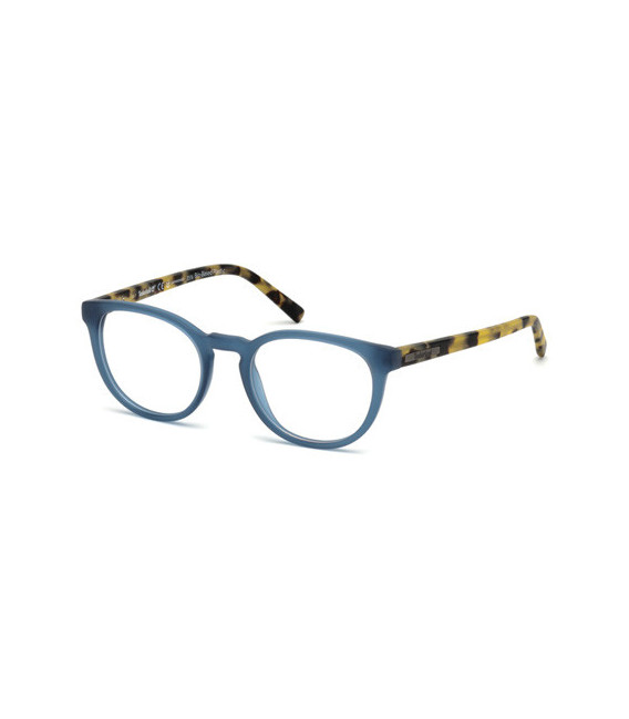 Timberland TB1579 Glasses in Matte Blue