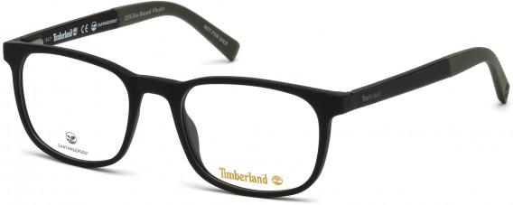 Timberland TB1583-52 Glasses in Matte Black