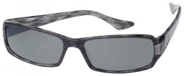 Prodesign Denmark 8603 sunglasses in Antracite Dark Shiny