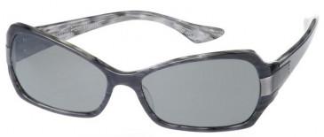 Prodesign Denmark 8604 sunglasses in Antracite Dark Shiny