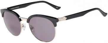 Prodesign Denmark 8650 sunglasses in Black Medium Shiny