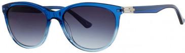 Prodesign Denmark 8658 sunglasses in Blue Medium Shiny