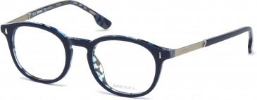Diesel DL5184 glasses in Blue/Other