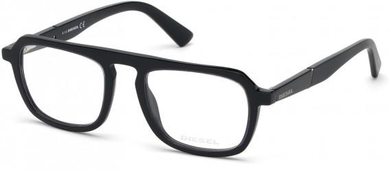 Diesel DL5288 glasses in Black/Other