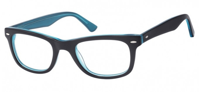 SFE-8128 in Black/turquoise