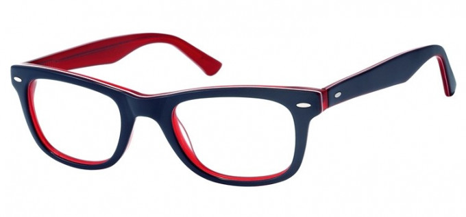 SFE-8128 in Blue/clear red