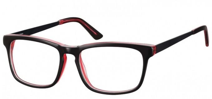 SFE-8136 in Black/red