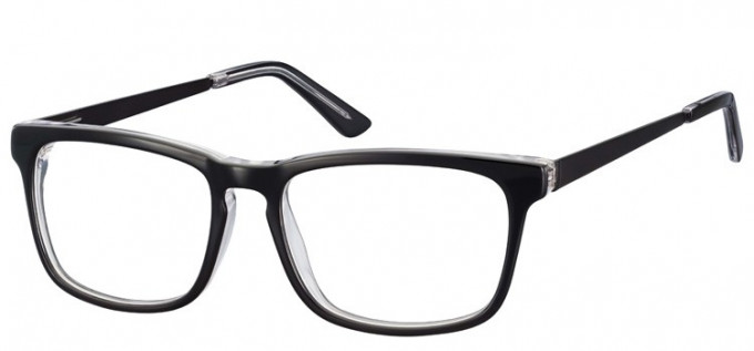 SFE-8136 in Black/clear