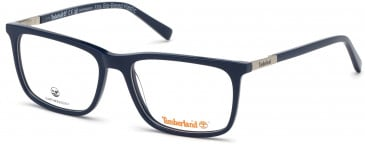 Timberland TB1619-56-56 glasses in Shiny Blue