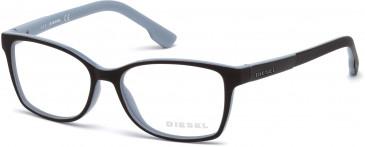 Diesel DL5225 glasses in Dark Brown/Other